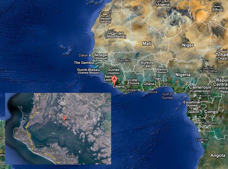 mapa africa