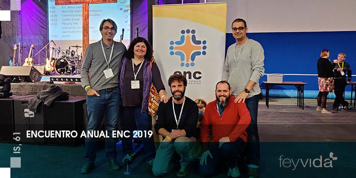 Encuentro anual ENC 2019