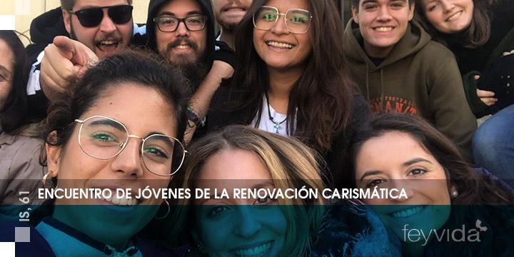Encuentro de jóvenes de la Renovación Carismática