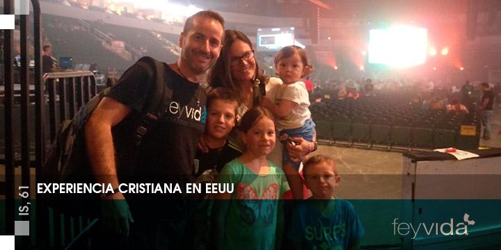 Experiencia cristiana en EEUU