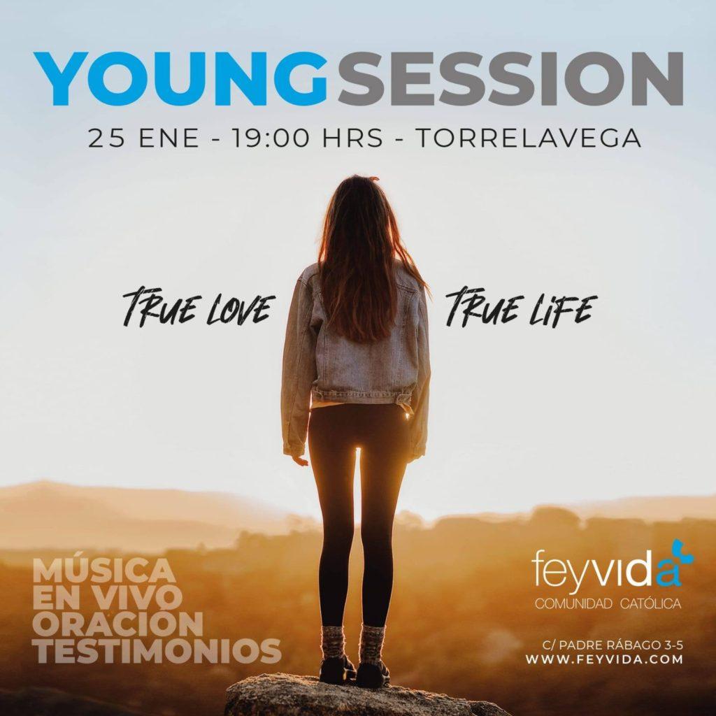 Invitación Young Session 2020