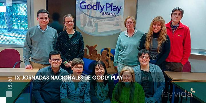 ix jornadas nacionales godly play