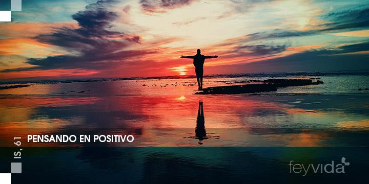 Pensando en positivo