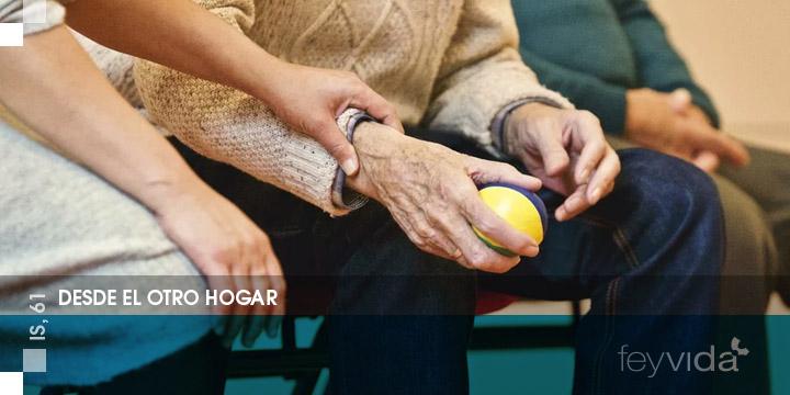 Confinamiento en residencia de mayores