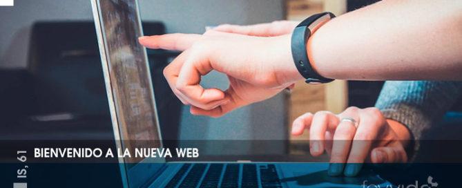 Nueva Web de Fe y Vida