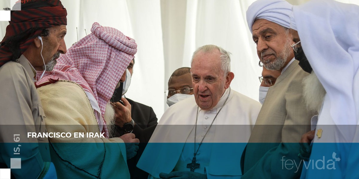 Francisco en Irak