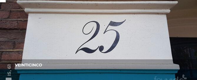 Testimonio: 25