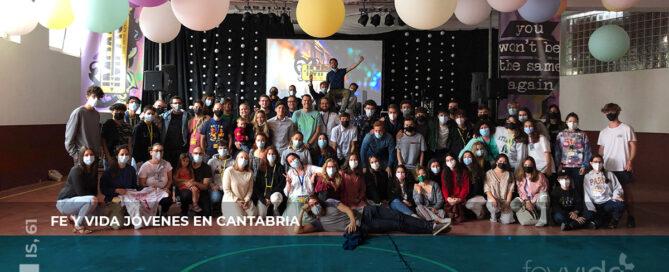 Fe y Vida jóvenes en Cantabria